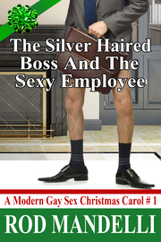 The Silver Haired Boss and the Sexy Employee
