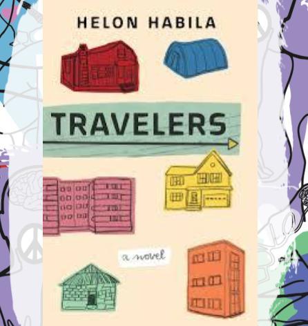 Busboys Book Presents: Travelers by Helon Habila