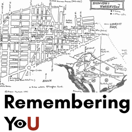 Remembering YoU: Art, History and Gentrification in the Digital Age