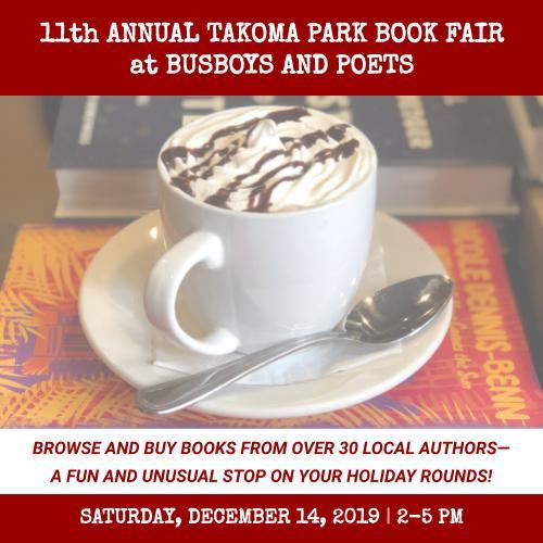 Takoma Park Book Fair