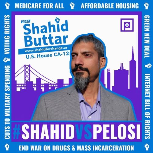 Shahid for Change 2020
