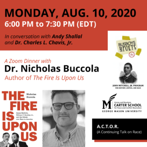 A.C.T.O.R. with Dr. Nicholas Buccola