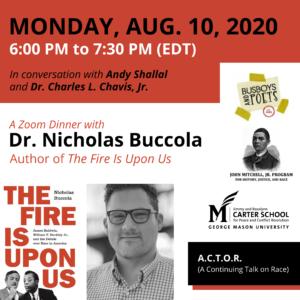 A.C.T.O.R. with Dr. Nicholas Buccola