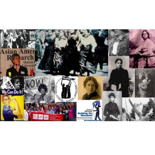 """Bread and Roses: """"We Were There"""" (Women's History Month Special)"""