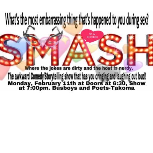 SMASH! Storytelling Show