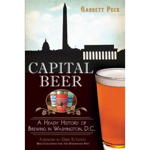 Busboys Books Presents: Capital Beer with Garrett Peck