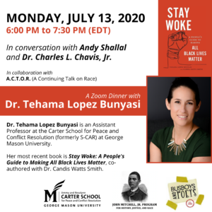A.C.T.O.R. with Dr. Tehama Lopez Bunyasi