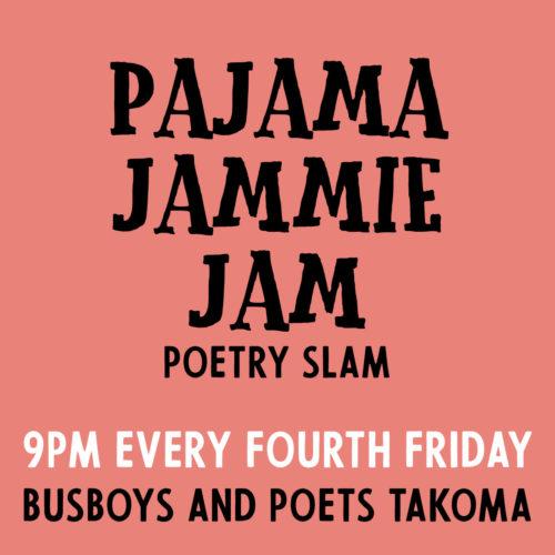 Pajama Jammie Jam - 5.24.19