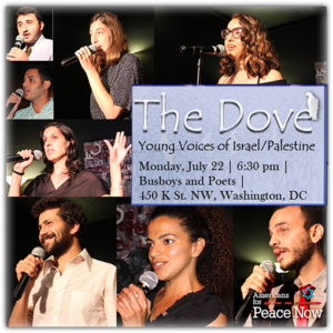The Dove: A Storytelling Event