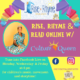 Rise, Rhyme & Read Online with Culture Queen