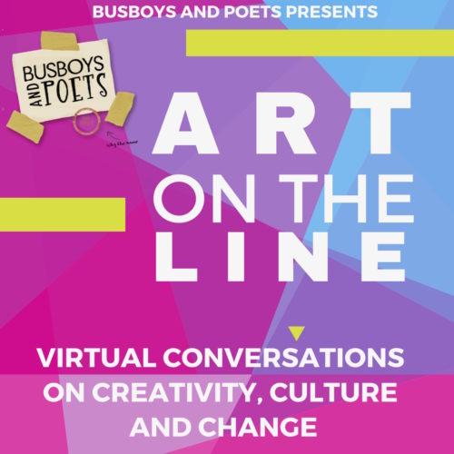 Art on the Line: Conversations about Creativity, Culture and Change