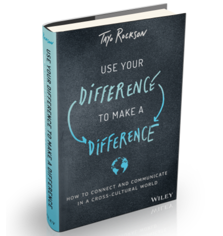 Busboys Books Presents Use Your Difference To Make A Difference By Tayo Rockson Busboys And Poets