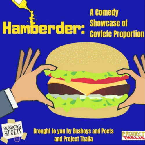Alternative State of the Union | Hamberder: Comedy Showcase of Covfefe Proportions