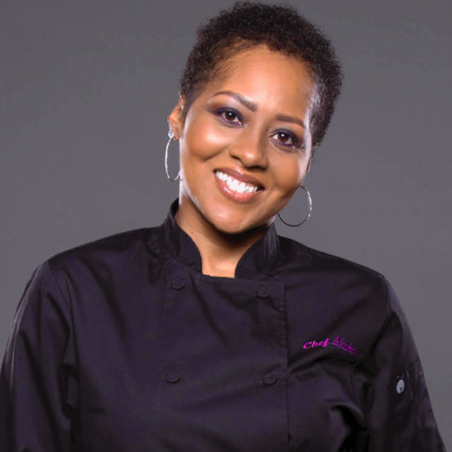 Introducing CHEF ALESHA (Book Signing & Relaunch)