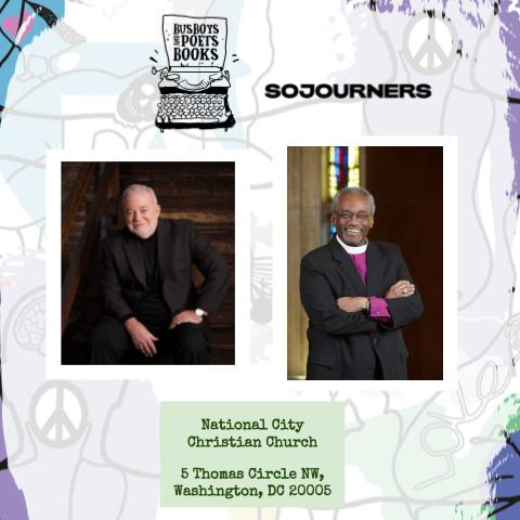 Offsite Event - Christ in Crisis a conversation with Jim Wallis & Rev Bishop Michael Curry