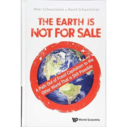 Busboys Books Presents: David Schwartzman for The Earth is Not For Sale
