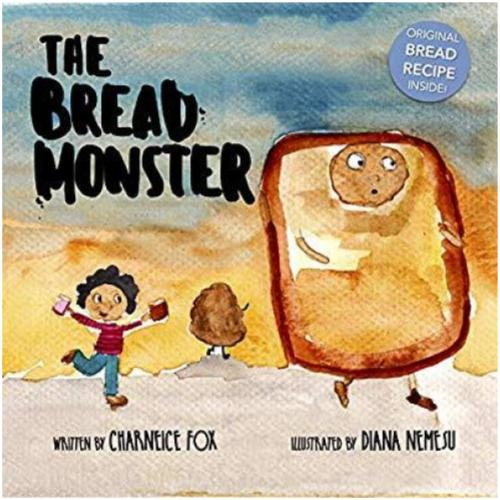 Busboys Books Presents: Charneice Fox for The Bread Monster