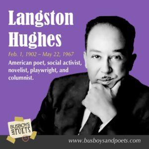Happy Birthday Langston Hughes