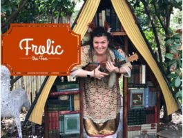 Frolic the Fox Square102819