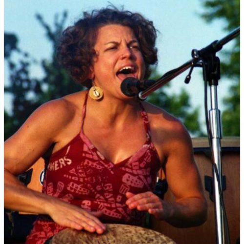 Rise + Rhyme: Performing Arts for Ages 5 and Under! Featuring: DRUM LADY K 12.17.18