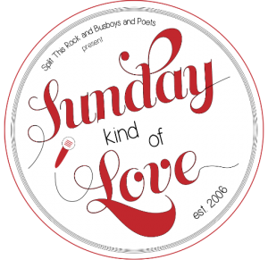 Sunday Kind of Love Open Mic Poetry. Hosted by Rasha Abdulhadi. 10.20.19