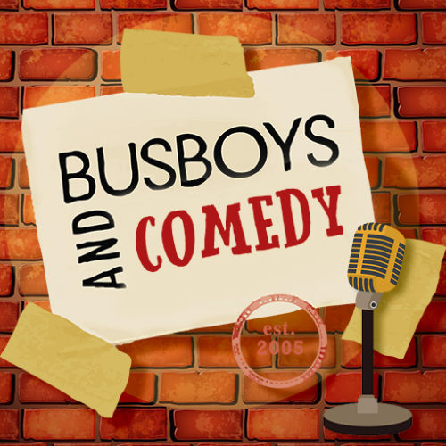 Busboys and Poets presents Comedy Night