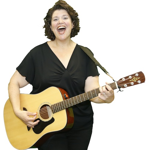 Rise + Rhyme: Performing Arts for Ages 5 and Under! Featuring: MARSHA GOODMAN-WOOD 12.10.18