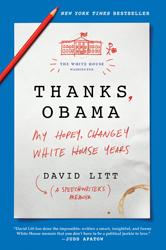 Thanks, Obama with Busboys and Poets Books