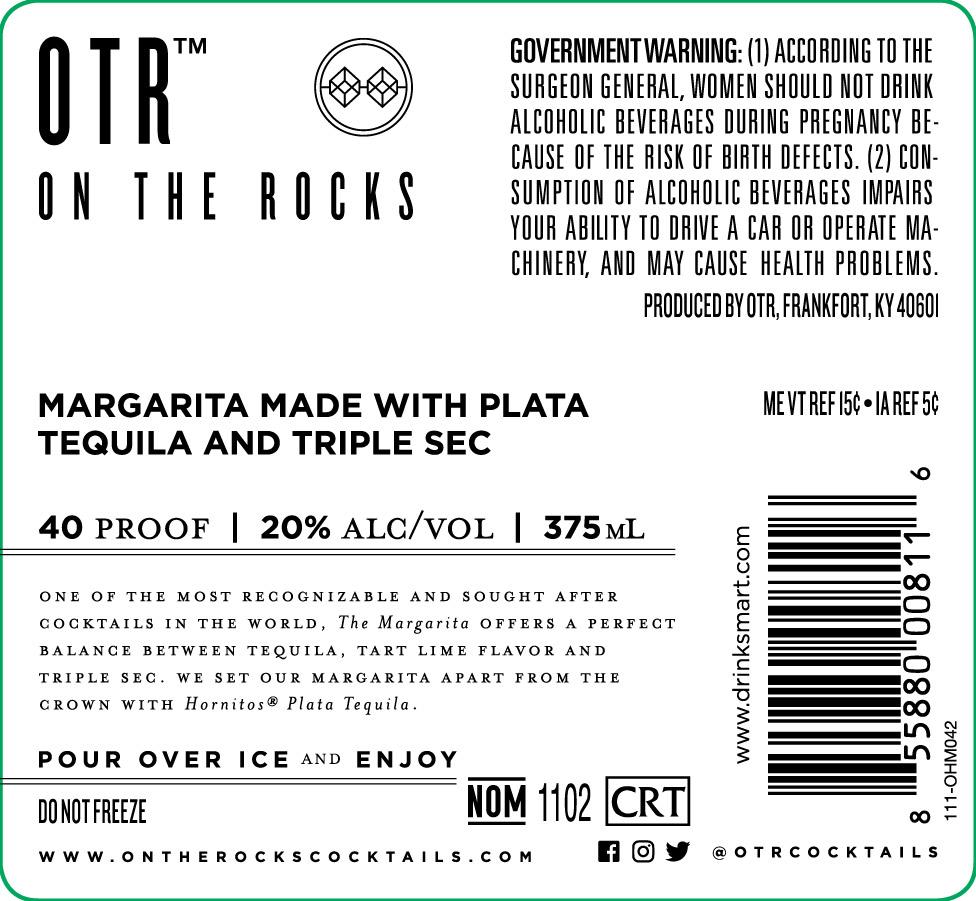 Back Label