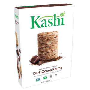 Kashi Certified Transitional Cereal  Dark Cocoa Karma 16.1oz
