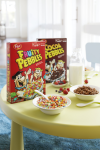 Post Fruity Pebbles Gluten Free Breakfast Cereal  15 Oz