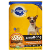PEDIGREE Dog Food Dry For Small Dog Nutrition Roasted Chicken Rice & Vegetable Bag - 15.9 Lb