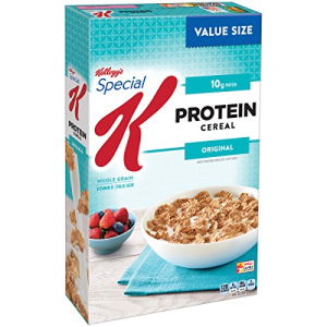 Kellogg's Special K Breakfast Cereal  Protein  19 Oz