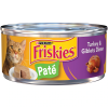 Friskies Cat Food Pate Classic Turkey & Giblets Dinner Can - 13 Oz