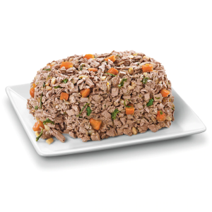 Purina Beneful Chopped Blends with Salmon Sweet Potatoes Brown Rice & Spinach Dog Food 10 oz