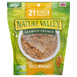 Nature Valley Granola Crunch  Oats 'n Honey  16 Ounce