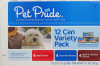 Pet Pride Variety Pack 66 Oz