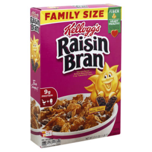 Raisin Bran Cereal - 23.5 Oz