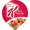 Kellogg's Special K Breakfast Cereal in a Cup Red Berries 2.5 oz Cups 12 Ct