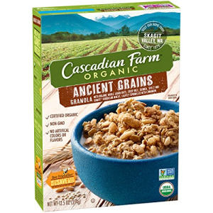 Cascadian Farm: Organic Ancient Grains Granola (1 x 12.5 oz)