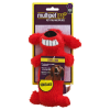 Multipet Dog Toy Loofa Dog The Original 6 Inch Assorted Colors - Each