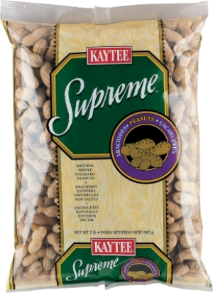 Kaytee Supreme 100034093 Peanut Bird Food  2 lb