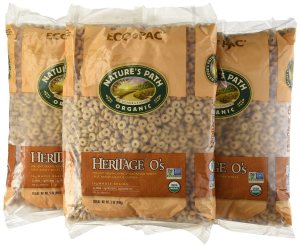 Nature's Path Organic Heritage O's Cereal  32 Ounce Bag
