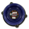 Pet Bowl with Paw Base - Set of 24