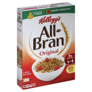 All Bran Cereal Original - 18.3 Oz