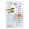 Fancy Feast Cat Complement Gourmet Broths Creamy With Wild Salmon & Whitefish Pouch - 1.4 Oz
