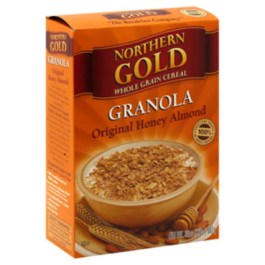 Northern Gold Granola Original Honey Almond - 32 Oz