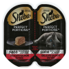 Sheba Perfect Portions Cat Food Premium Pate Delicate Salmon Entree Tray - 2-1.3 Oz