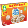 Kellogg's Frosted Mini Wheats Breakfast Cereal  15.2 Oz