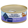 Blue Healthy Gourmet Cat Food Flaked Tuna Entree In Gravy Can - 5.5 Oz